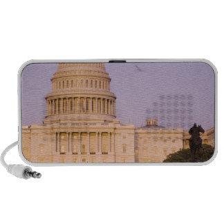 U.S. Capitolio, C.C. de Washington (distrito de Laptop Altavoz