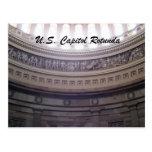 U.S. Capitolio de la Rotonda Tarjetas Postales