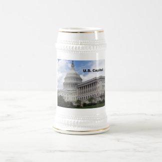 U.S. Capitolio Jarra De Cerveza