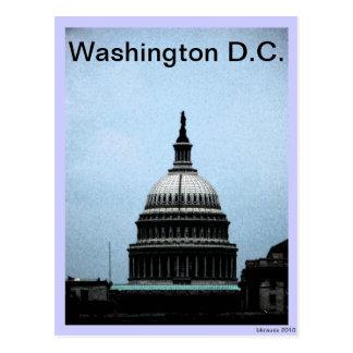 U.S. Capitolio que construye la C.C. de Washington Tarjetas Postales