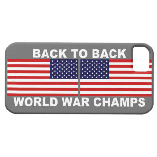 U S Caso del iPhone 5 de los campeones de la guer iPhone 5 Protector