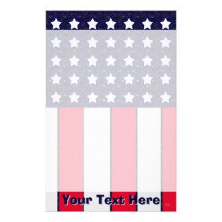 U.S. Celebración patriótica de festividades Papeleria