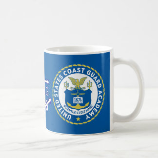 U.S. Coast Guard Academy Coffee Mug