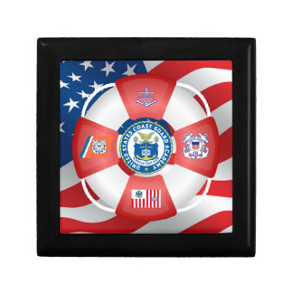 U.S Coast Guard Academy Gift Box