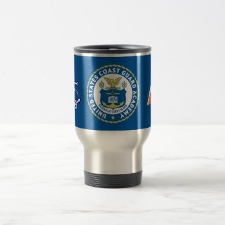 U.S. Coast Guard Academy Travel Mug