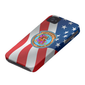 U.S. Coast Guard Air Station New Orleans iPhone 4 Case