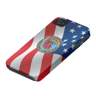 U.S. Coast Guard Air Station New Orleans iPhone 4 Cover