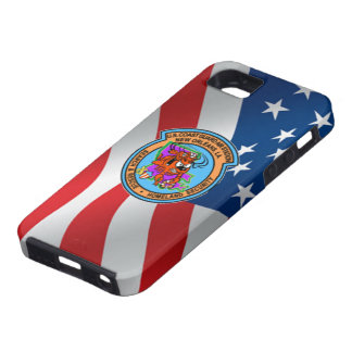 U.S. Coast Guard Air Station New Orleans iPhone SE/5/5s Case