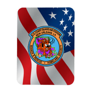 U.S. Coast Guard Air Station New Orleans Magnet
