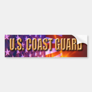 U.S. Coast Guard Bumper Sticker