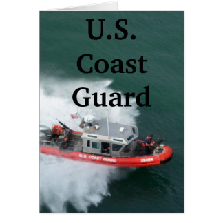 U.S. Coast Guard Card