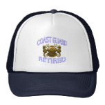 U.S. Coast Guard Diving Officer Retired Hat