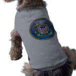 U.S. Coast Guard Emblem Dog Clothing