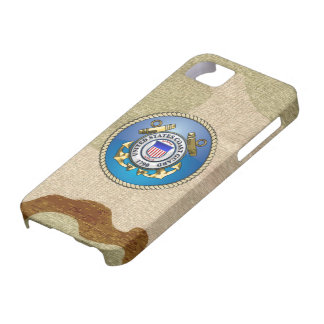 U.S. Coast Guard Emblem iPhone SE/5/5s Case