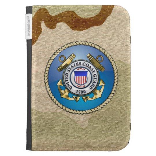 U.S. Coast Guard Emblem Kindle Keyboard Cases