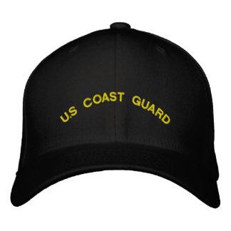 U.S Coast Guard Embroidered Baseball Caps