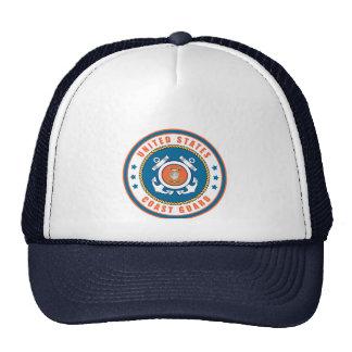 U.S. Coast Guard Master Chief Trucker Hat