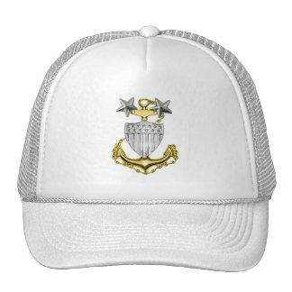 U.S. Coast Guard MCPO Hat