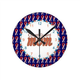 U.S. Coast Guard Mom Clock