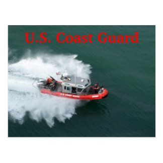 U.S. Coast Guard Postcard