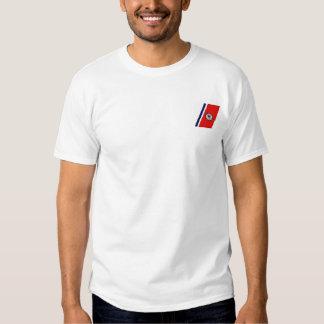U.S. Coast Guard Ship Emblem T-shirt
