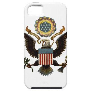 U.S. COAT OF ARMS iPhone 5 CASES