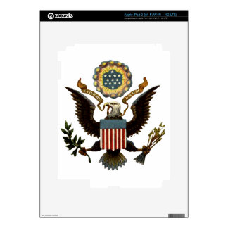 U.S. COAT OF ARMS SKINS FOR iPad 3