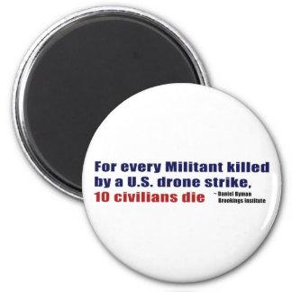 U.S. Coeficiente civil militante de la matanza de  Imán Redondo 5 Cm