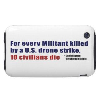 U.S. Coeficiente civil militante de la matanza de iPhone 3 Tough Cobertura