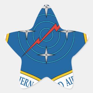 U.S. Comando meridional de las fuerzas aéreas Pegatina En Forma De Estrella