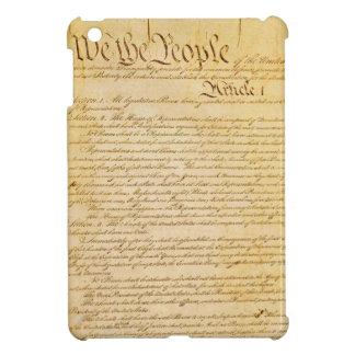 U.S. Constitución nosotros la gente iPad Mini Coberturas