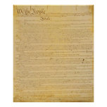 U.S. Constitution Poster
