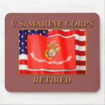 U.S. Cuerpo del Marines Mousepad