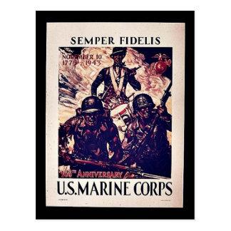 U S Cuerpo del Marines Postales