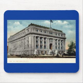 U.S. Custom House NY 1902 Vintage Mouse Pads