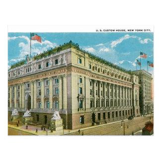 U.S. Custom House Postcard