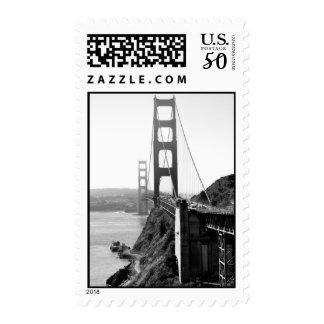 U.S. Custom Postage Stamp Golden Gate Bridge