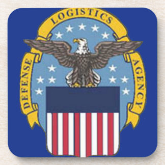 U.S. Defense Logistics Agency Coaster