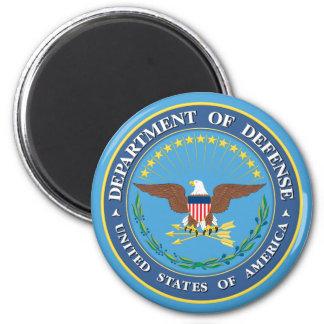 U.S. Departamento de Defensa Imán Redondo 5 Cm