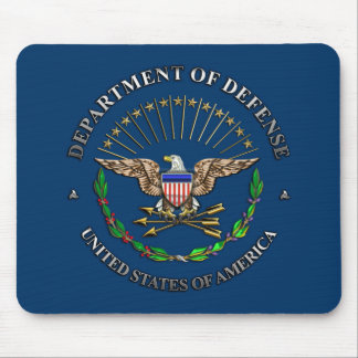 U.S. Department of Defense Mouse Pad