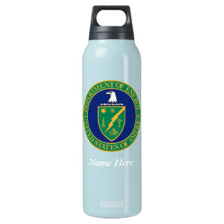 U.S. Department of Energy Insulated Water Bottle