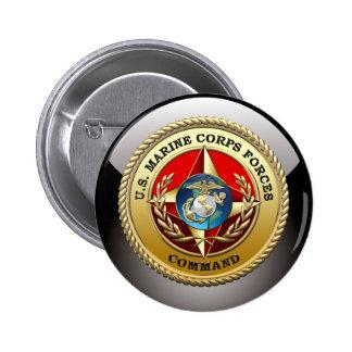 U.S. El Cuerpo del Marines fuerza el comando (MARF Pin