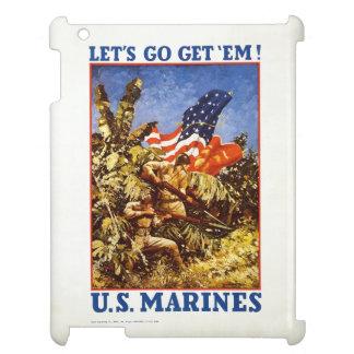 """U.S. El Cuerpo del Marines """"nos dejó ir les consig"""