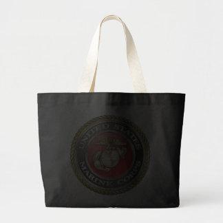 U S El Cuerpo del Marines USMC simboliza 3D Bolsas De Mano