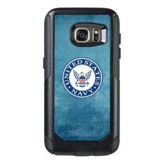 U.S. Emblema del Alt de la marina de guerra de la Funda Otterbox Para Samsung Galaxy S7