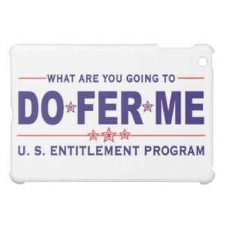 U. S. entitlement program Case For The iPad Mini