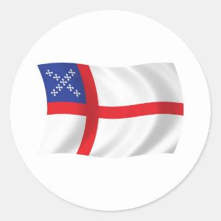 U.S. Episcopal Church Flag Sticker