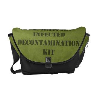 U.S. Equipo militar de la descontaminación del zom Bolsa De Mensajería
