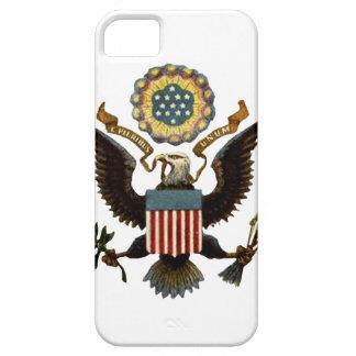 U.S. ESCUDO DE ARMAS iPhone 5 FUNDAS