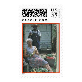 U.S. FAMILY POSTAGE STAMP
